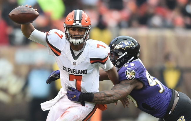 Cleveland Browns at Chicago Bears - 12/24/17 NFL Pick, Odds, and Prediction