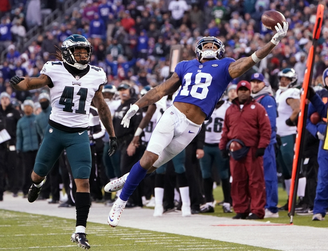 Philadelphia Eagles at New York Giants - 10/11/18 NFL Pick, Odds, and Prediction