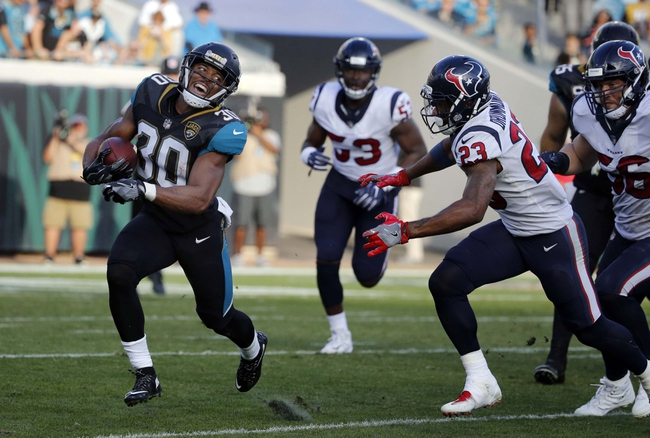 Jacksonville Jaguars vs. Houston Texans - 10/21/18 NFL Pick, Odds, and Prediction