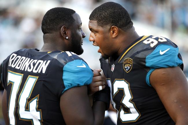 Jacksonville Jaguars vs. Buffalo Bills - 1/7/18 NFL Pick, Odds, and Prediction