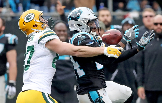 Green Bay Packers vs. Carolina Panthers - 11/10/19 NFL Pick, Odds, and Prediction