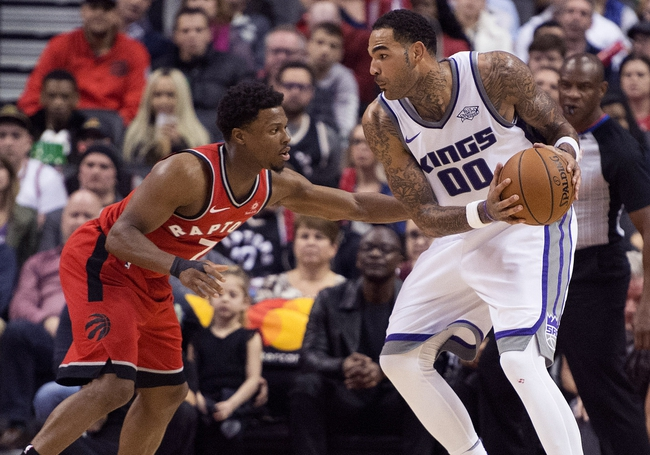 Sacramento Kings vs. Toronto Raptors - 11/7/18 NBA Pick, Odds, and Prediction