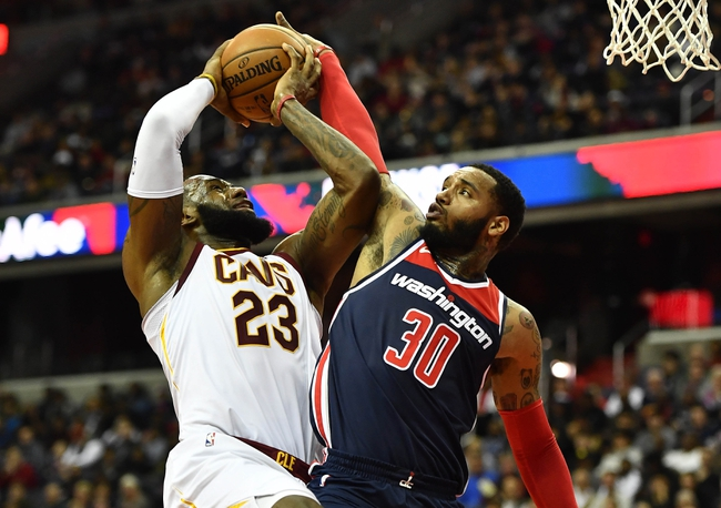Cleveland Cavaliers vs. Washington Wizards - 2/22/18 NBA Pick, Odds, and Prediction