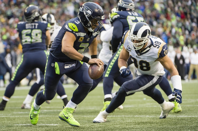 Seattle Seahawks vs. Los Angeles Rams - 10/7/18 NFL Pick, Odds, and Prediction