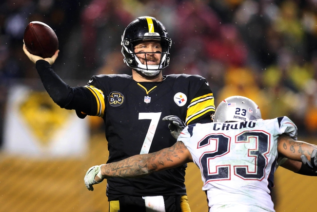 Pittsburgh Steelers at Houston Texans - 12/25/17 NFL Pick, Odds, and Prediction