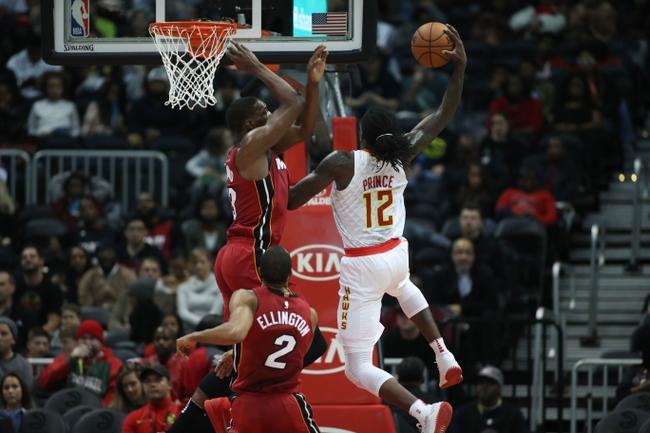 Miami Heat vs. Atlanta Hawks - 4/3/18 NBA Pick, Odds, and Prediction