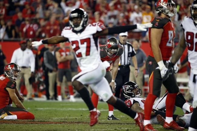 Tampa Bay Buccaneers at Atlanta Falcons - 10/14/18 NFL Pick, Odds, and Prediction
