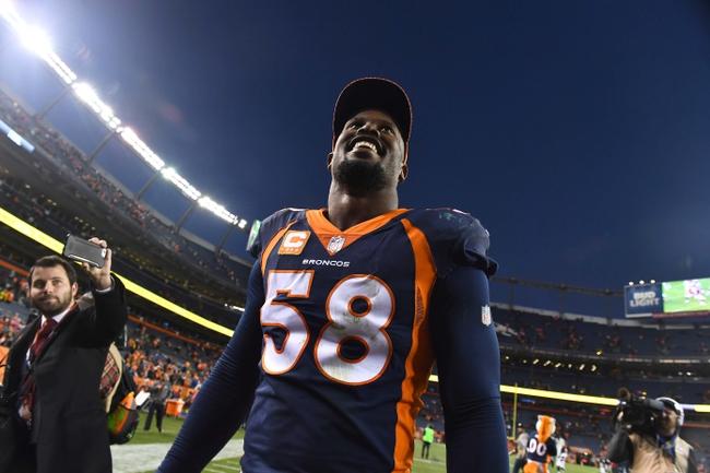 Denver Broncos at New York Jets - 10/7/18 NFL Pick, Odds, and Prediction