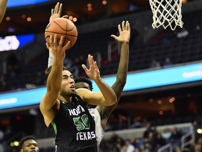 North Texas vs. Louisiana Tech - 1/3/19 College Basketball Pick, Odds, and Prediction
