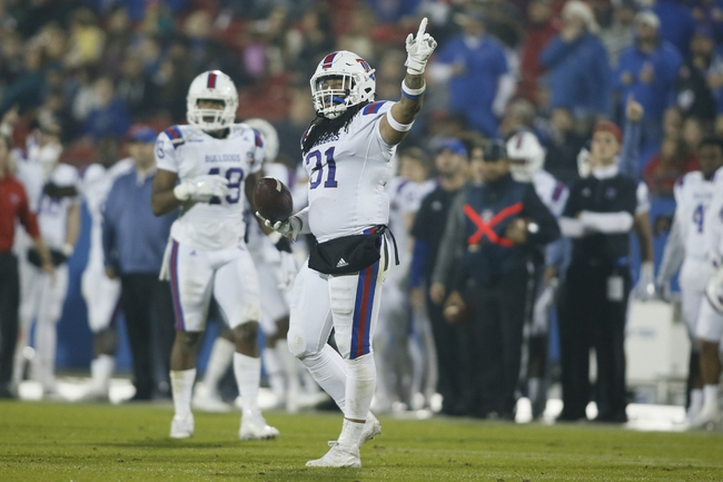 LA Tech vs. Southern University - 9/8/18 College Football Pick, Odds, and Prediction