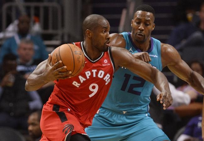 Charlotte Hornets vs. Toronto Raptors - 2/11/18 NBA Pick, Odds, and Prediction
