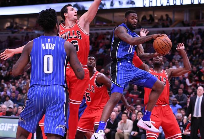 Chicago Bulls vs. Orlando Magic - 2/12/18 NBA Pick, Odds, and Prediction