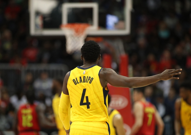 Indiana Pacers vs. Atlanta Hawks - 2/23/18 NBA Pick, Odds, and Prediction
