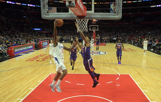 Phoenix Suns vs. Los Angeles Clippers - 2/23/18 NBA Pick, Odds, and Prediction