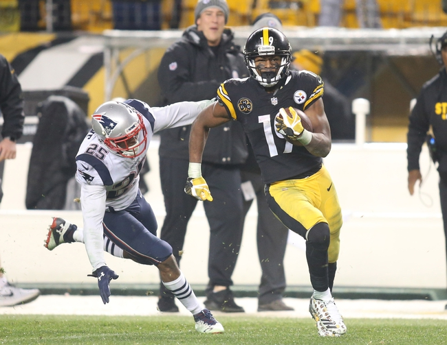New England Patriots at Pittsburgh Steelers - 12/16/18 NFL Pick, Odds, and Prediction
