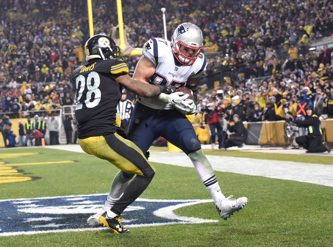 Pittsburgh Steelers vs. New England Patriots - 12/16/18 NFL Pick, Odds, and Prediction