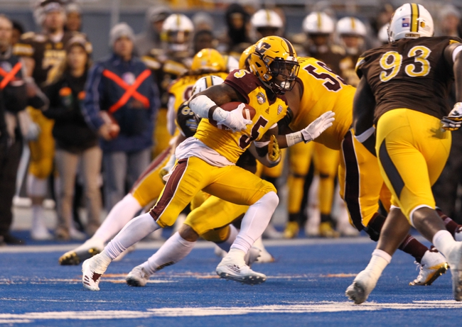 Central Michigan Chippewas vs. Toledo Rockets - 11/29/19 College Football Pick, Odds, and Prediction