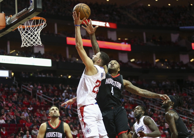 Los Angeles Clippers vs. Houston Rockets - 1/15/18 NBA Pick, Odds, and Prediction