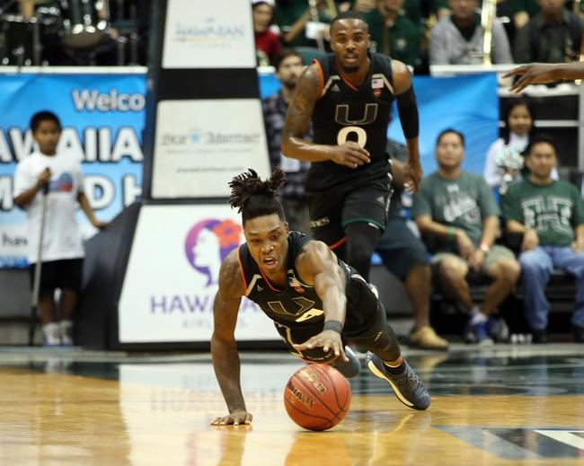 Utah vs. Hawaii  - 11/22/18 College Basketball Pick, Odds, and Prediction