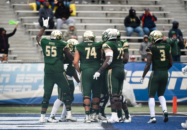 USF vs. UCONN - 10/20/18 College Football Pick, Odds, and Prediction