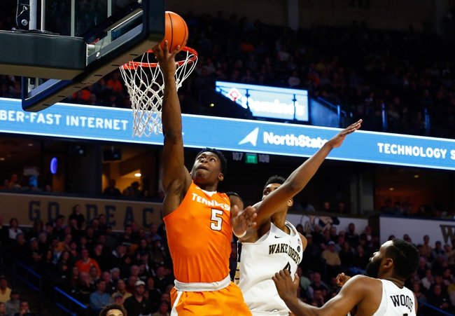 Tennessee vs. Wake Forest - 12/22/18 College Basketball Pick, Odds, and Prediction