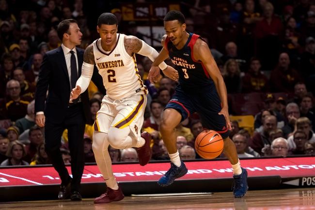 Towson vs. FAU - 11/17/18 College Basketball Pick, Odds, and Prediction