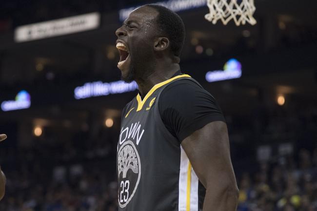 Golden State Warriors vs. Denver Nuggets - 1/8/18 NBA Pick, Odds, and Prediction