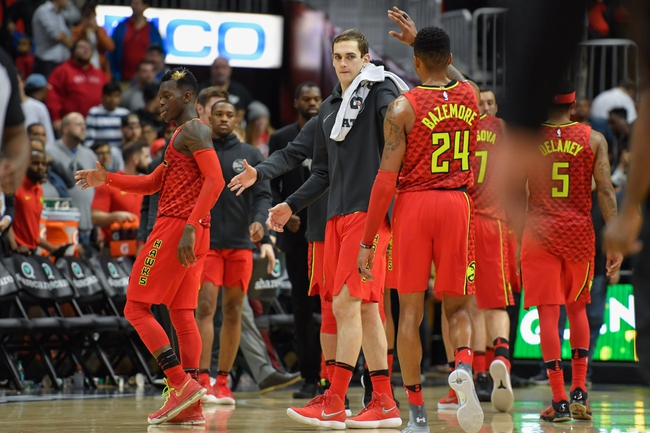 Atlanta Hawks vs. San Antonio Spurs - 10/10/18 NBA Pick, Odds, and Prediction