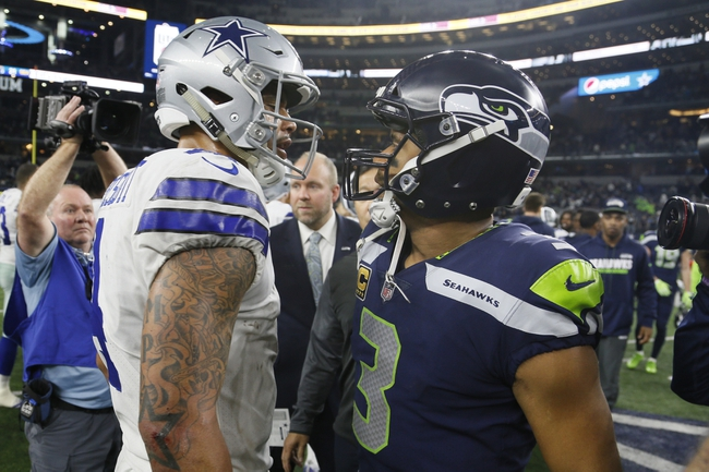 Seattle Seahawks vs. Dallas Cowboys - 9/23/18 NFL Pick, Odds, and Prediction