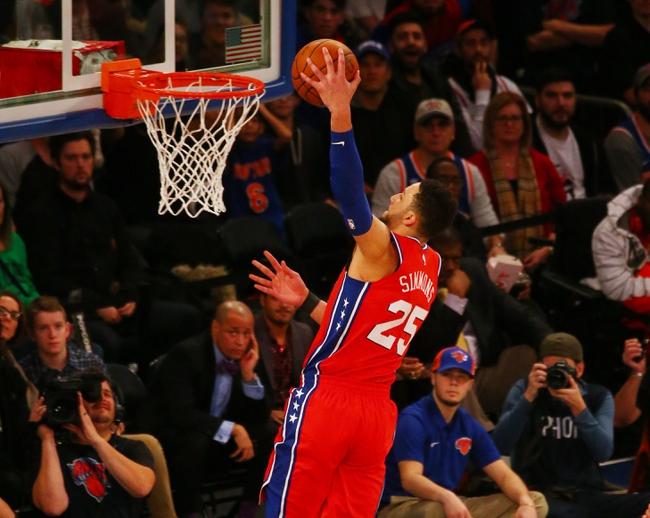 Philadelphia 76ers vs. San Antonio Spurs - 1/3/18 NBA Pick, Odds, and Prediction