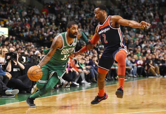 Washington Wizards vs. Boston Celtics - 2/8/18 NBA Pick, Odds, and Prediction