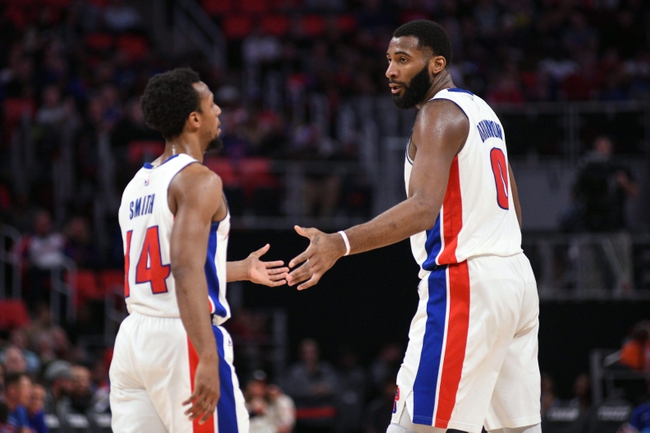 Indiana Pacers vs. Detroit Pistons - 12/28/18 NBA Pick, Odds, and Prediction