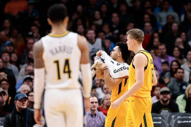 Denver Nuggets vs. Utah Jazz - 1/5/18 NBA Pick, Odds, and Prediction