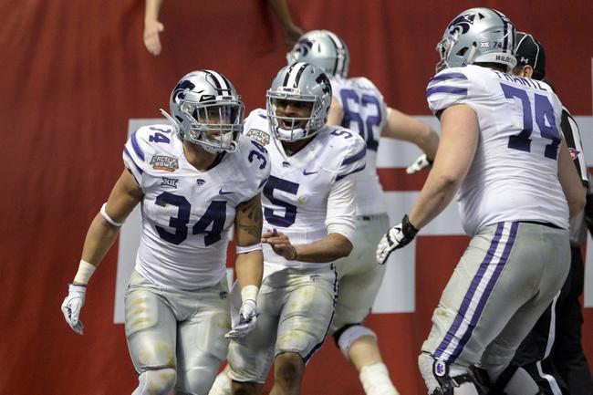 Kansas State vs. South Dakota - 9/1/18 College Football Pick, Odds, and Prediction