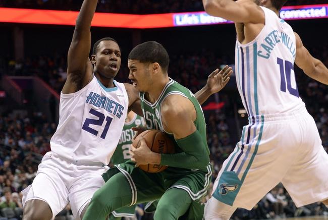Boston Celtics vs. Charlotte Hornets - 2/28/18 NBA Pick, Odds, and Prediction