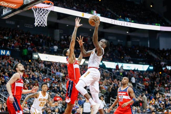Atlanta Hawks vs. Washington Wizards - 1/27/18 NBA Pick, Odds, and Prediction