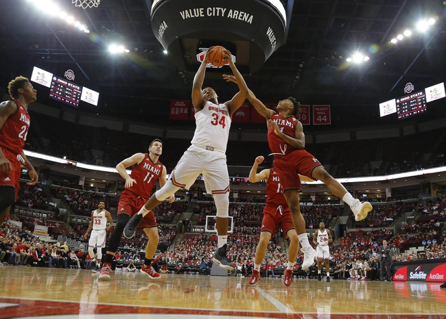 Miami-Ohio vs. Evansville - 12/30/18 College Basketball Pick, Odds, and Prediction