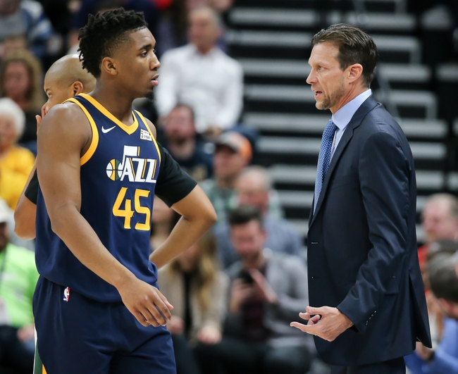 Cleveland Cavaliers vs. Utah Jazz - 1/4/19 NBA Pick, Odds, and Prediction