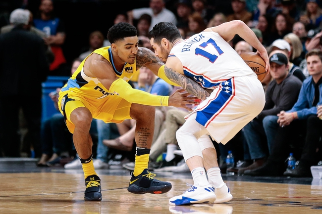 Philadelphia 76ers vs. Denver Nuggets - 3/26/18 NBA Pick, Odds, and Prediction