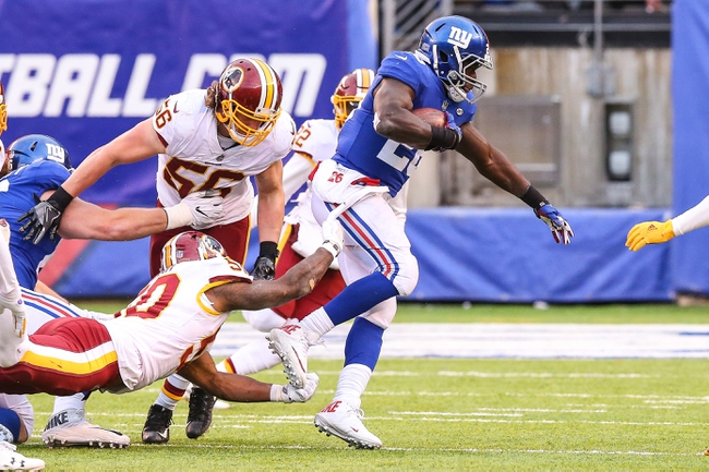 New York Giants vs. Washington Redskins - 10/28/18 NFL Pick, Odds, and Prediction