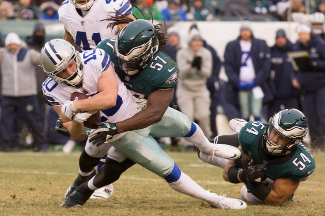 Philadelphia Eagles vs. Dallas Cowboys - 11/11/18 NFL Pick, Odds, and Prediction