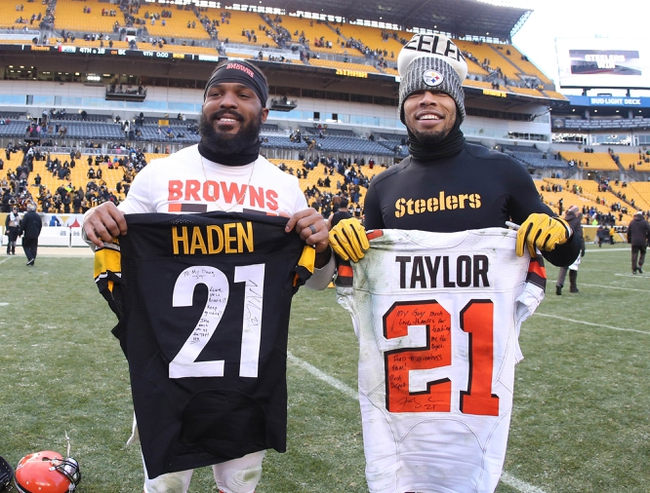 Pittsburgh Steelers at Cleveland Browns - 9/9/18 NFL Pick, Odds, and Prediction