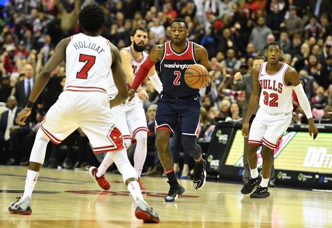 Chicago Bulls vs. Washington Wizards - 2/10/18 NBA Pick, Odds, and Prediction