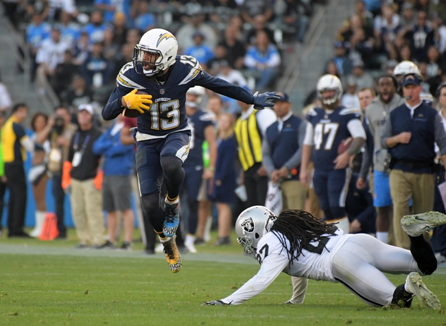 Oakland Raiders at Los Angeles Chargers - 10/7/18 NFL Pick, Odds, and Prediction