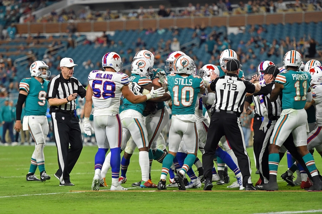 Miami Dolphins vs. Buffalo Bills - 12/2/18 NFL Pick, Odds, and Prediction