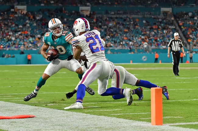 Buffalo Bills at Miami Dolphins - 12/2/18 NFL Pick, Odds, and Prediction