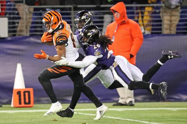 Cincinnati Bengals vs. Baltimore Ravens - 9/13/18 NFL Pick, Odds, and Prediction
