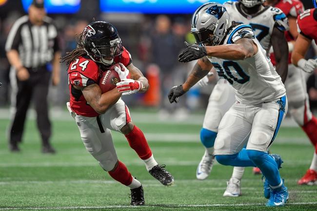 Carolina Panthers at Atlanta Falcons - 9/16/18 NFL Pick, Odds, and Prediction