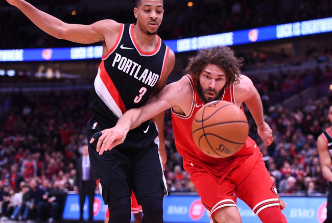 Portland Trail Blazers vs. Chicago Bulls - 1/31/18 NBA Pick, Odds, and Prediction