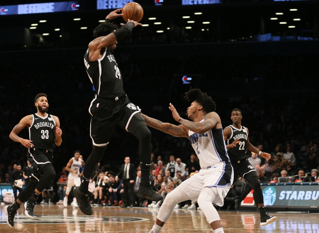 Orlando Magic vs. Brooklyn Nets - 3/28/18 NBA Pick, Odds, and Prediction